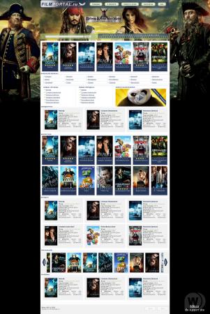 Шаблон FilmPortal для DLE 9.2 - 9.3 (ОРИГИНАЛ)