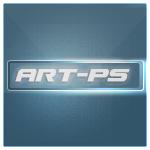 PSD аватарка с красивой эффектной рамкой